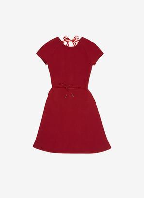 Bally Belted Knit Dress