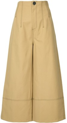 Sea Kamille Popstitch trousers