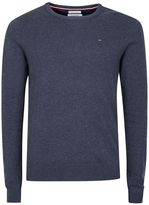 Topman Hilfiger Denim Navy Jumper
