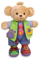 Genius Baby Toys Learn To Dress Doll Bearemy Bear