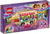 Lego Friends Heartlake Amusement Park Hot Dog Van