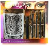 Cameo 5 pc Professional Brush & Pouch Set