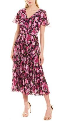 Jason Wu Collection Silk-Lined Chiffon Day Dress