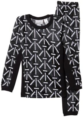 Coccoli Velour Pajama Set