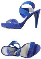 Kriziapoi Platform sandals