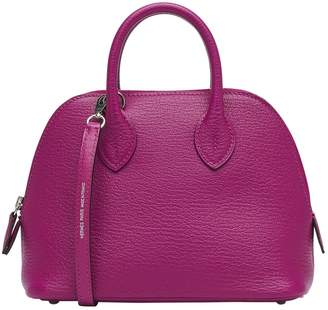 Hermes Bolide Pink Leather Handbags