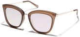 Le Specs Caliente Sunglasses Gold
