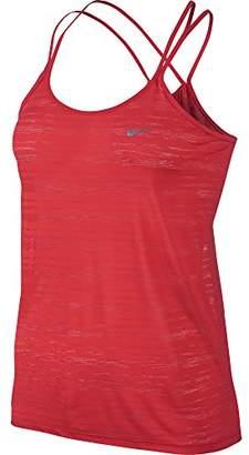 Nike Df Cool Breeze Strappy Ta Tank Top, Womens,M