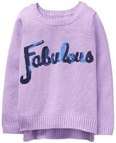 Gymboree Fabulous Sweater