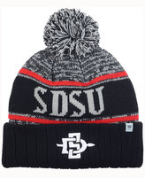 Top of the World San Diego State Aztecs Acid Rain Pom Knit Hat