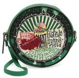 Olympia Le-Tan Kaleidoscope Shoulder Bag - Green
