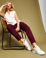 Ted Baker Embroidered skinny jeans