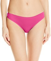 Wacoal b.tempt'd by Women's B. Sleek Thong Pant, Rose Violet