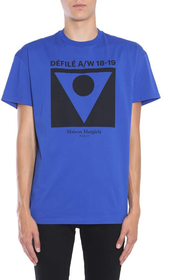 Maison Margiela Round Collar T-shirt