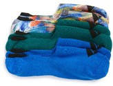 Sperry Men's 3-Pack Print Liner Socks