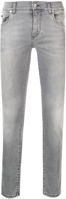 Dolce & Gabbana Stretch Skinny Jeans