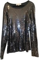 Michael Kors Metallic Synthetic Tops