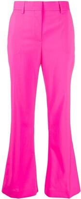 MSGM Kick-Flare Trousers