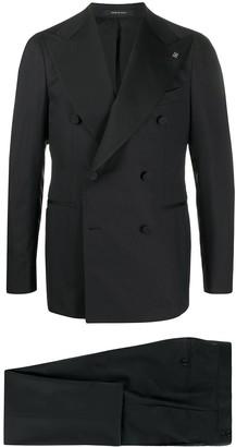 Tagliatore Double Breasted Tuxedo