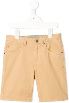 Velveteen Dexter five pocket shorts