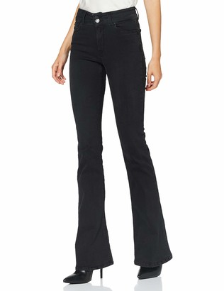 Replay Women's NEWLUZ Flare Jeans