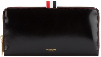 Thom Browne Zip Around Wallet