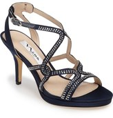 Nina Varsah Crystal Embellished Evening Sandal (Women)
