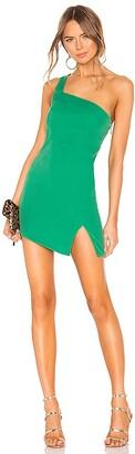 NBD x Naven Mona Asymmetrical Dress