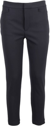 Chloé Cropped High Waisted Pants