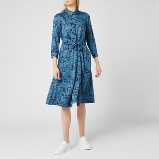 Joules Women's Winslet Long Sleeve Shirt Dress