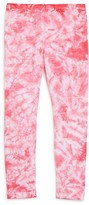 Splendid Girls' Tie Dye Leggings - Sizes 2T-6X