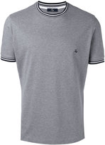 Fay basic T-shirt - men - Cotton/Spandex/Elastane - M