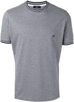 Fay basic T-shirt - men - Cotton/Spandex/Elastane - XXL