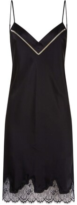 Simone Perele Silk Nightgown