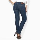 """Lauren Ralph Lauren Ralph 32"""" Modern Straight Jean"""