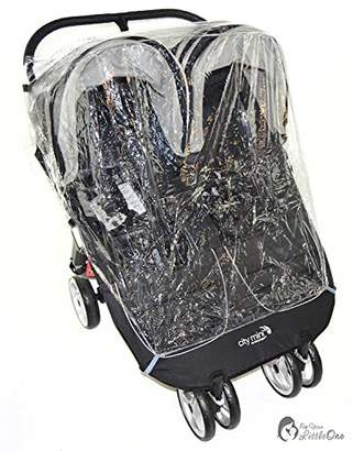 Cosatto Raincover Compatible with Supa Dupa Twin Double Pushchair (213)
