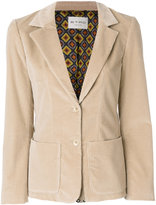 Etro corduroy blazer - women - Cotton/Polyester/Spandex/Elastane/Viscose - 40