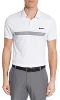 Nike 'Fly Sphere' Dri-FIT Golf Polo