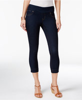 Style&Co. Style & Co Petite Ella Pull-On Rinse Wash Capri Jeans, Only at Macy's