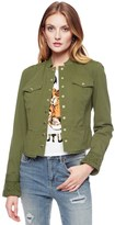 Juicy Couture Military Twill Jacket