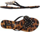 Iron Fist Toe strap sandals