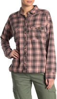 Rip Curl Road Tripper Flannel Shirt