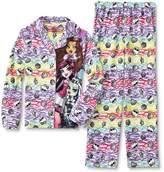 "Monster High Big Girls' ""Creepy Cool"" 2-Piece Pajamas"