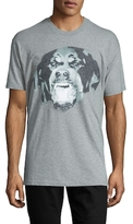 Givenchy Rottweiler Print Crewneck T-Shirt