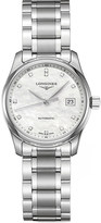 Longines L2.257.4.87.6 Master automatic stainless steel watch