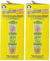 Gerber NUK Graduates Toddler Snacker with Ice Pack, 6-Count , 2 Pack