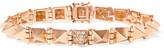 Anita Ko Spike 14-karat Rose Gold Diamond Bracelet