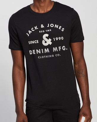 Jack and Jones Jeans SS Crew Neck Tee