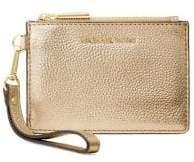 MICHAEL Michael Kors Textured Leather Wallet