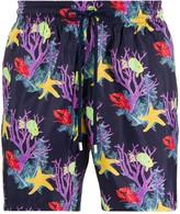 Vilebrequin Mahina coral-print swimming shorts
